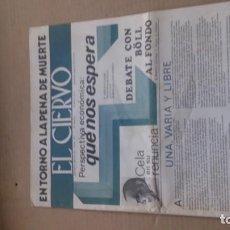 Coleccionismo de Revistas y Periódicos: REVISTA EL CIERVO N.241 MARZO 1974. Lote 116355271