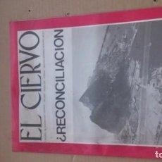 Coleccionismo de Revistas y Periódicos: REVISTA EL CIERVO N.256 MARZO 1975. Lote 116357383