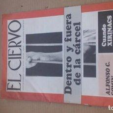 Coleccionismo de Revistas y Periódicos: REVISTA EL CIERVO N.258 ABRIL 1975. Lote 116357483