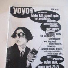 Coleccionismo de Revistas y Periódicos: FANZINE YOYO Nº 3 BIKINI KILL COMET GAIN TCR NOSOTRÄSH AMELIA FLETCHER. Lote 116386783