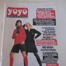 Coleccionismo de Revistas y Periódicos: FANZINE YOYO Nº4 HELEN LOVE PLANETAS ASTRUD SAINT ETIENNE ALPINO MOMUS MICROMACHINES. Lote 116387503