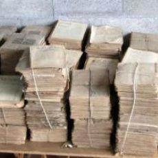 Coleccionismo de Revistas y Periódicos: PERIÓDICO EL PUEBLO VASCO GRAN LOTE +/- 400 KL. EL MÁS ANTIGUA 1913 ESTA BORROSO PODRÍA SER 1915 DE. Lote 116444207