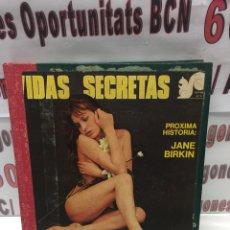 Coleccionismo de Revistas y Periódicos: TOMO ÚNICO VIDAS SECRETAS PLAY - GIRL. Lote 116519839