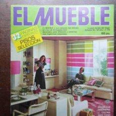Coleccionismo de Revistas y Periódicos: REVISTA EL MUEBLE. EXTRA NAVIDAD 1975. Nº 168. Lote 116684059