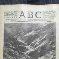 Coleccionismo de Revistas y Periódicos: PERIÓDICO ABC COMPLETO 18 DE MAYO 1917. Lote 116751978
