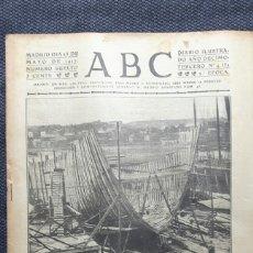Coleccionismo de Revistas y Periódicos: PERIÓDICO ABC COMPLETO 23 DE MAYO DE 1917. Lote 116752740