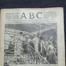 Coleccionismo de Revistas y Periódicos: PERIÓDICO ABC COMPLETO 25 DE MAYO 1917. Lote 116752963