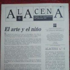 Coleccionismo de Revistas y Periódicos: REVISTA ALACENA Nº 6 LITERATURA INTANTIL Y JUVENIL EDITORIAL S.M.. Lote 116760395