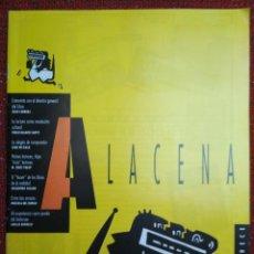 Coleccionismo de Revistas y Periódicos: REVISTA ALACENA Nº 13 LITERATURA INTANTIL Y JUVENIL EDITORIAL S.M.. Lote 116760791