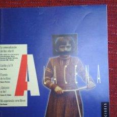 Coleccionismo de Revistas y Periódicos: REVISTA ALACENA Nº 16 LITERATURA INTANTIL Y JUVENIL EDITORIAL S.M.. Lote 116760971