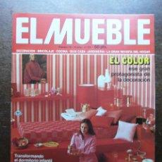 Coleccionismo de Revistas y Periódicos: REVISTA EL MUEBLE. Nº 170. FEBRERO DE 1976. Lote 116767563