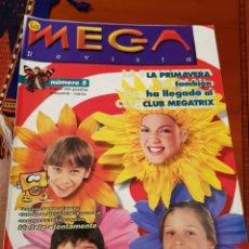 Coleccionismo de Revistas y Periódicos: REVISTA INFANTIL Y JUVENIL MEGAREVISTA N°5 MARZO 1996?. Lote 116863959