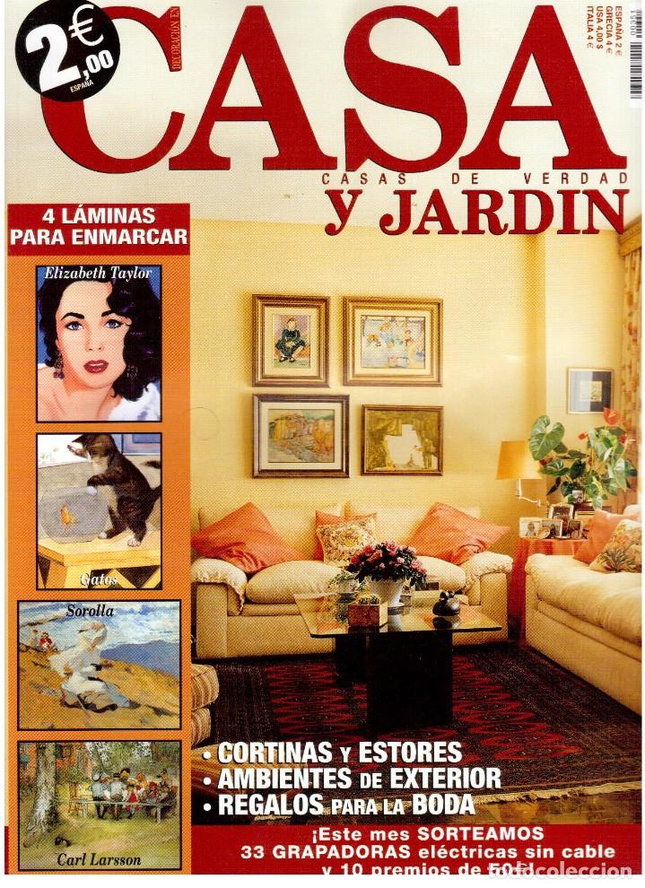 Estores Para Jardin.Casa Y Jardin Nº 351 Buy Other Modern Magazines And Newspapers At