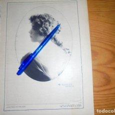 Coleccionismo de Revistas y Periódicos: RECORTE PRENSA . CONCURSO DE BELLEZA. BLANCO Y NEGRO, OCTUBRE 1915. Lote 117008899