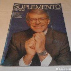 Coleccionismo de Revistas y Periódicos: SUPLEMENTO SEMANAL 5 DE ABRIL 1992 . Lote 117073879