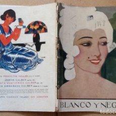 Coleccionismo de Revistas y Periódicos: BLANCO Y NEGRO Nº 1848 OCTUBRE 1926. Lote 117129783