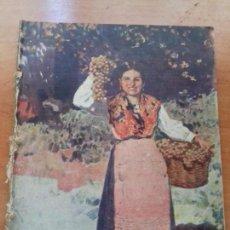 Colecionismo de Revistas e Jornais: REVISTA BLANCO Y NEGRO. AÑO 33. Nº 1.687. 1923. SAN SEBASTIAN. EL CONGRESO DE PEDIATRIA.. Lote 117172567
