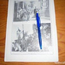 Coleccionismo de Revistas y Periódicos: RECORTE PRENSA : FIESTAS DE LA MERCED EN BARCELONA. BLANCO Y NEGRO , OCTUBRE 1915. Lote 117311275