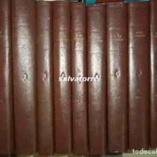 Coleccionismo de Revistas y Periódicos: REVISTA POR FAVOR.COMPLETA.11 TOMOS.DEL 1 AL 212. MAS CARA Y CULO.PERFECTO ESTADO.ENCUADERNADOS. Lote 117364739