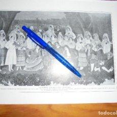 Coleccionismo de Revistas y Periódicos: RECORTE PRENSA : FIESTA DEL SAINETE EN EL APOLO. BLANCO Y NEGRO, OCTUBRE 1915. Lote 117384543