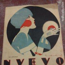 Coleccionismo de Revistas y Periódicos: REVISTA NUEVO MUNDO. Lote 117440059