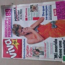 Coleccionismo de Revistas y Periódicos: REVISTA ESTAR VIVA N 9 DCIEMBRE 1988. Lote 117495639