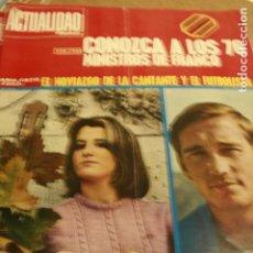Coleccionismo de Revistas y Periódicos: MARIA OSTIZ ZOCO MARY PAZ COROMINAS 1968. Lote 117533727