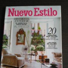 Coleccionismo de Revistas y Periódicos: NUEVO ESTILO Nº 446. Lote 117549358