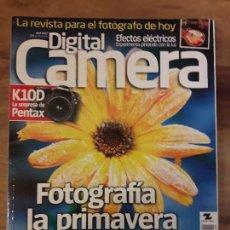 Coleccionismo de Revistas y Periódicos: REVISTA DIGITAL CAMERA N° 50. Lote 117572135