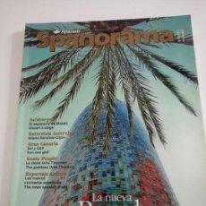 Coleccionismo de Revistas y Periódicos: REVISTA SPANORAMA SPANAIR 112 FEBRERO 2006 LA NUEVA BARCELONA. Lote 117631912