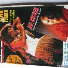 Coleccionismo de Revistas y Periódicos: REVISTA EL GRAN MUSICAL.NÚMERO 290. ABRIL 1998. TINA TURNER,JOE COCKER,VICKY LARRAZ, TINO CASAL,.... Lote 117781727