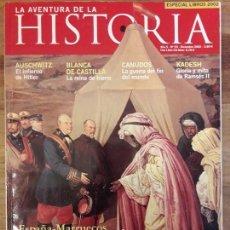 Coleccionismo de Revistas y Periódicos: REVISTA LA AVENTURA DE HISTORIA N° 50.. Lote 117860971