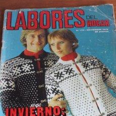 Sammeln von Zeitschriften und Zeitungen - REVISTA LABORES DEL HOGAR, 1972, Nº 174, INVIERNO , LA MODA ES PUNTO - 117968279