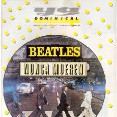 Coleccionismo de Revistas y Periódicos: 1987. THE BEATLES.EL MUNDO DE LAS HADAS.SANTUARIOS MARIANOS:LAS ANGUSTIAS DE GRANADA.LYDIA BOSCH.. Lote 117985311