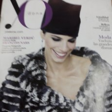 Coleccionismo de Revistas y Periódicos: REVISTA: YO DONA.-MARIBEL VERDÚ GRAN ENTREVISTA,MODA,BELLEZA,SALUD,. Lote 117999231