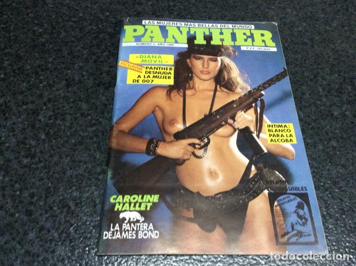 PANTHER Nº 3 AÑO 1985 CAROLINE HALLET (Coleccionismo - Revistas y Periódicos Modernos (a partir de 1.940) - Otros)