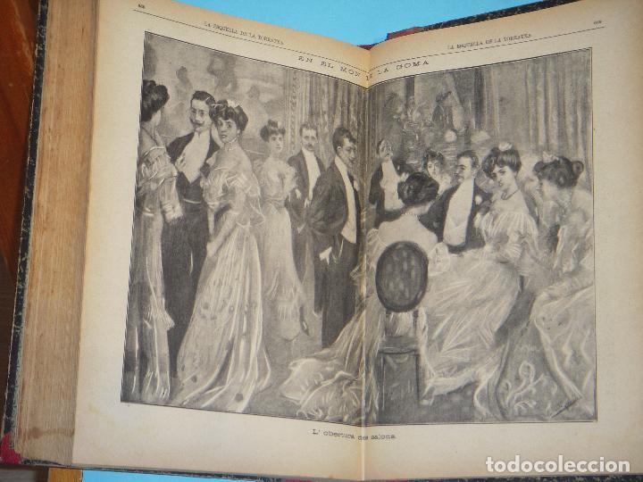Coleccionismo de Revistas y Periódicos: LA ESQUELLA DE LA TORRATXA 1906 - AÑO COMPLETO EN 1 TOMO - (ILUSTRADO, EN BUEN ESTADO) - Foto 11 - 47478710