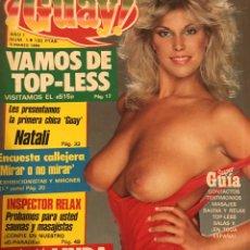 Coleccionismo de Revistas y Periódicos - 3 Revistas eroticas GUAY - 118214471