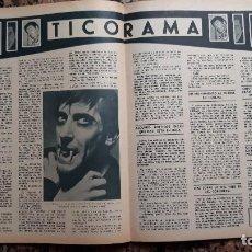 Coleccionismo de Revistas y Periódicos: FERNANDO CALDERON PINTOR . Lote 118216383
