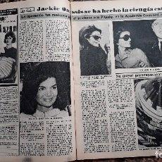 Coleccionismo de Revistas y Periódicos: JACQUELINE KENNEDY ONASSIS. Lote 118217043