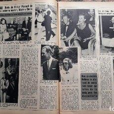 Coleccionismo de Revistas y Periódicos: VICTOR MANUEL DE SABOYA MARINA DORIA. Lote 118235247