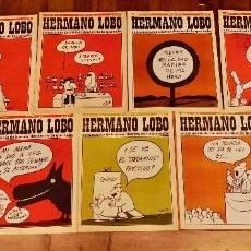 Coleccionismo de Revistas y Periódicos: 9 HERMANO LOBO . Lote 118386851