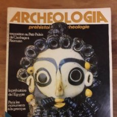 Coleccionismo de Revistas y Periódicos: REVISTA ARCHEOLOGIA N° 172.. Lote 118396671