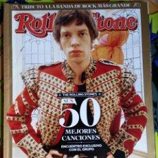 Coleccionismo de Revistas y Periódicos: ROLLING STONE NUMERO 158 ESPECIAL DEDICADO A LOS ROLLING STONES. Lote 118557891