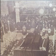 Coleccionismo de Revistas y Periódicos: TRASLADO RESTOS MORTALES DE JOSE ANTONIO PRIMO DE RIVERA ESCORIAL FALANGE ALICANTE REVISTA AÑO 1939. Lote 118580699
