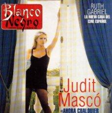 Coleccionismo de Revistas y Periódicos: 1995. JUDIT MASCÓ.RUTH GABRIEL.MADONNA.ROCIO JURADO. SUMARIO .... Lote 118627051