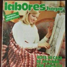 Coleccionismo de Revistas y Periódicos: REVISTA LABORALES DEL HOGAR N° 282 NOVIEMBRE 1981 ESPECIAL DECORACIÓN. Lote 118640668
