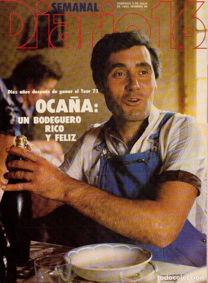 1983. LUIS OCAÑA. COLSADA, EL PADRINO. PHOOLAN DEVI. MIGUEL RIOS. SUPERTRAMP. VER SUMARIO ... (Coleccionismo - Revistas y Periódicos Modernos (a partir de 1.940) - Otros)