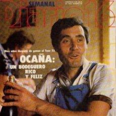 Coleccionismo de Revistas y Periódicos: 1983. LUIS OCAÑA. COLSADA, EL PADRINO. PHOOLAN DEVI. MIGUEL RIOS. SUPERTRAMP. VER SUMARIO .... Lote 118744919