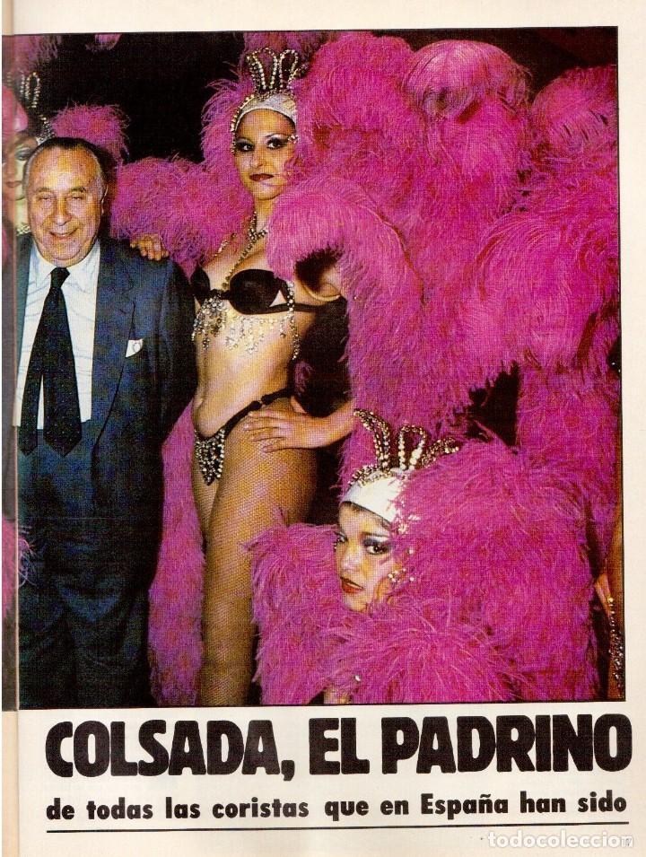 Coleccionismo de Revistas y Periódicos: 1983. LUIS OCAÑA. COLSADA, EL PADRINO. PHOOLAN DEVI. MIGUEL RIOS. SUPERTRAMP. VER SUMARIO ... - Foto 5 - 118744919